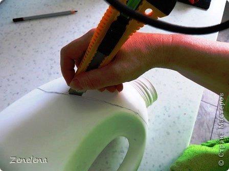 Мастер-класс Материалы и инструменты Моделирование конструирование Ничего не выбрасываем Часть 2 Бутылки пластиковые Материал бросовый фото 7
