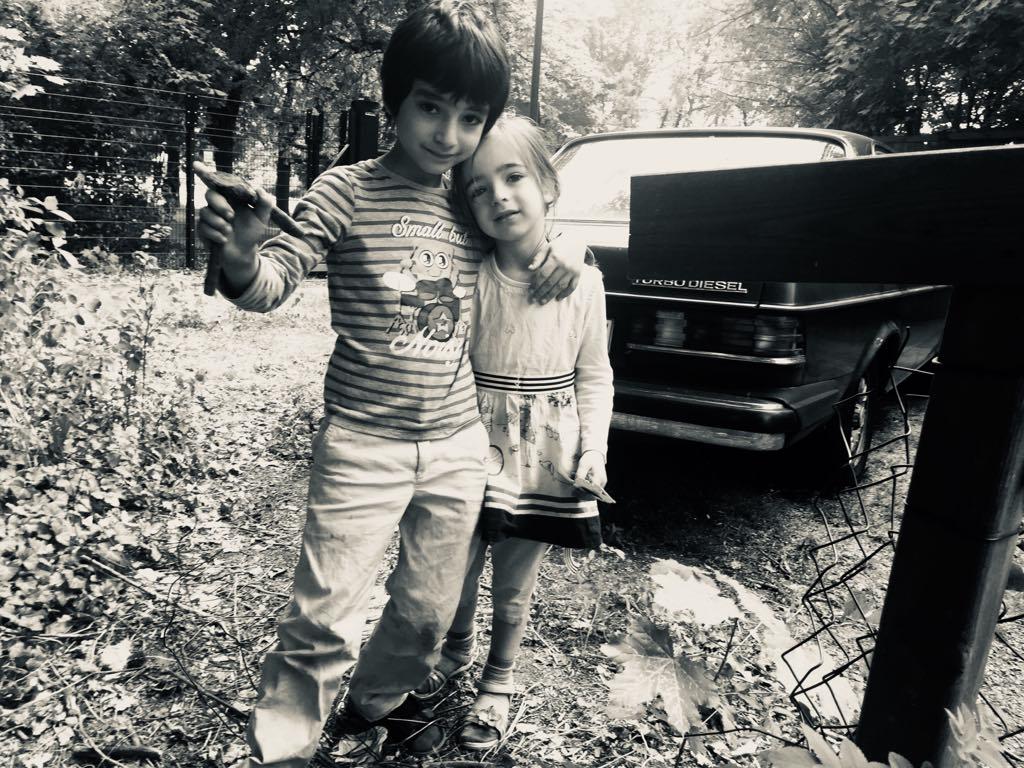 Некоторые дети тоже любят порядок