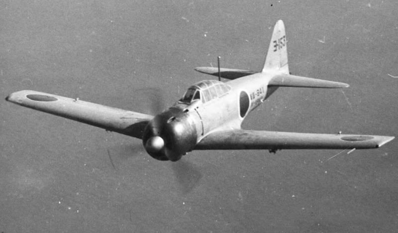 Боевые самолёты. Лучший японский, но не «Зеро»?