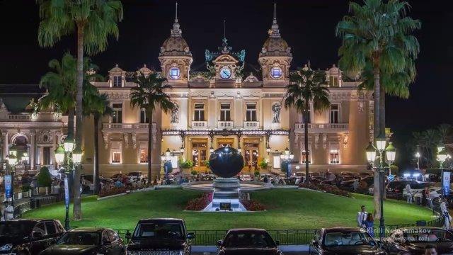 Княжество Монако. Timelapse & Hyperlapse