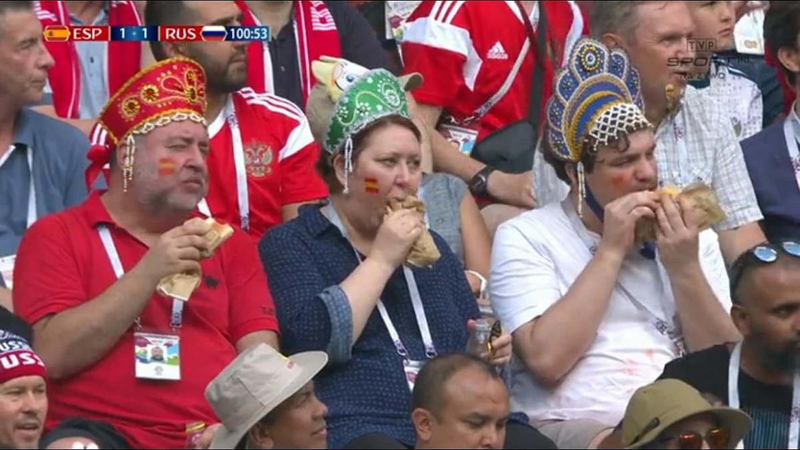 Некоторым не дает покоя матч Россия — Испания и говорят «был куплен»