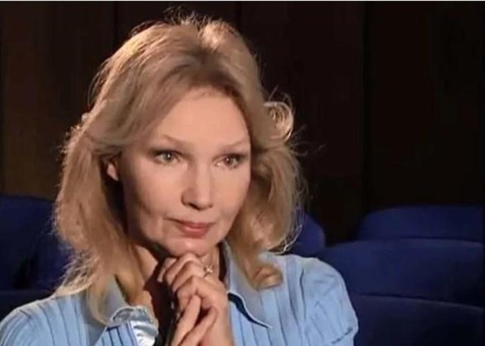 Актриса и певица Татьяна Паркина   Фото: kino-teatr.ru