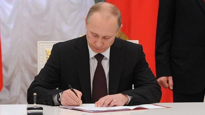 Путин утвердил госполитику в сфере военно-морской деятельности до 2030 года