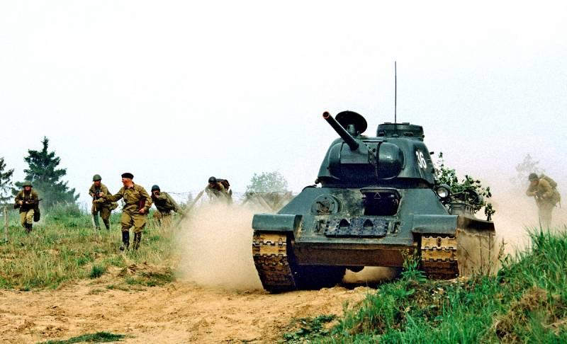 Крупнейшие танковые сражения…