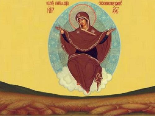 День иконы Божией Матери «Спорительница хлебов» 28октÑÐ±Ñ€Ñ 2018 года