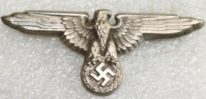 Куртки с орлами Третьего рейха вместо Украины попали в Крым