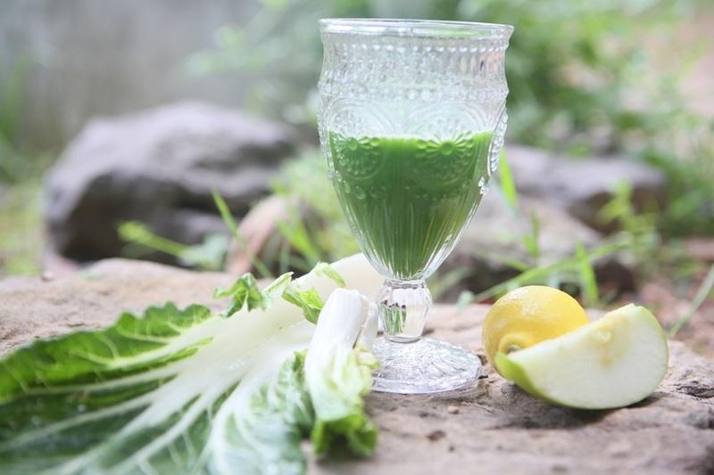 4 рецепта очищающих напитков из бок чой