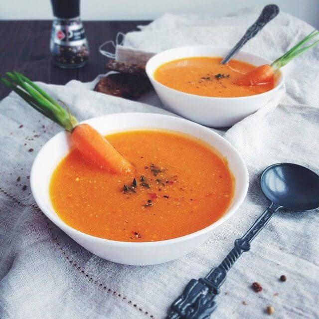 ДЕНЬ ПЕРВОГО БЛЮДА. Тайский суп