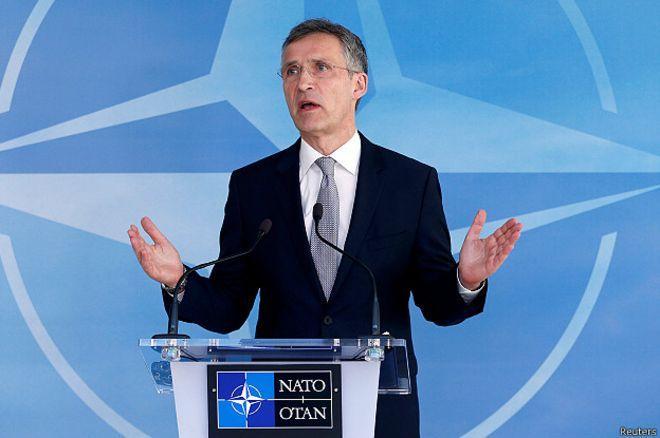 Европе предложили исключить США из состава НАТО
