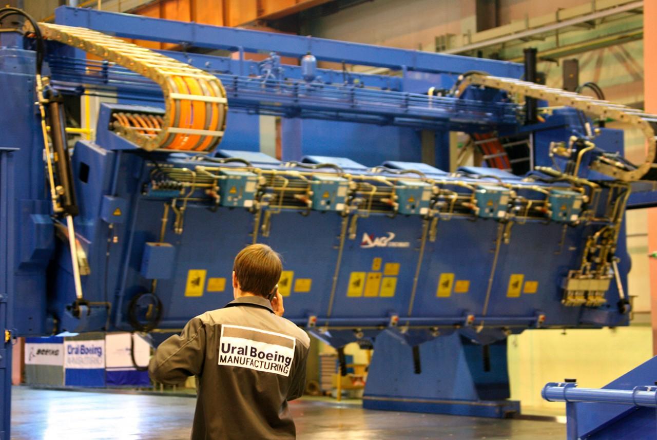 В сентябре в Свердловской области откроется второй завод Boeing