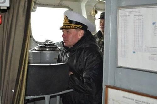 Украинский адмирал: Минирование Азовского моря защитит Украину от российского десанта