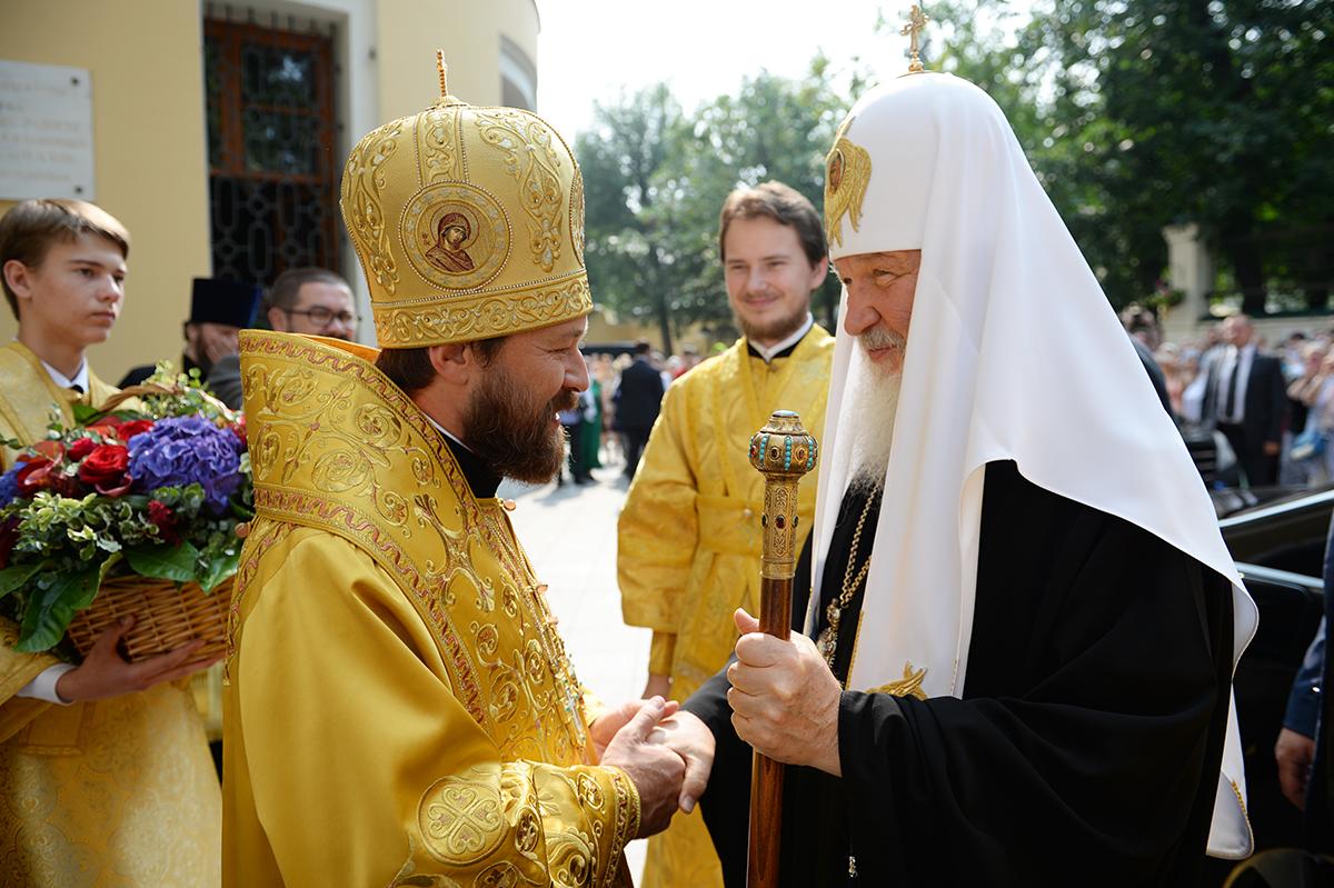 Кто убаюкивал патриарха Кири…