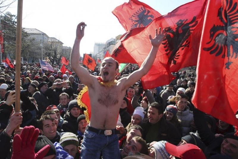 Балканский халифат – Россию …