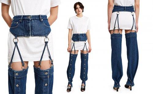 Современная мода такая мода