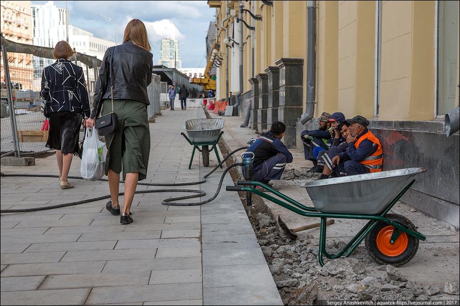 Успеют ли закончить гигантскую стройку в Москве ко дню города?