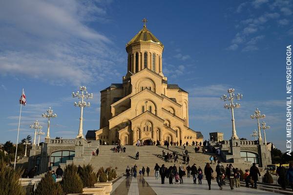 Грузинскую православную церк…