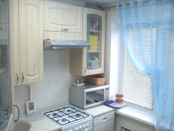 Дизайн кухни 5 кв.м