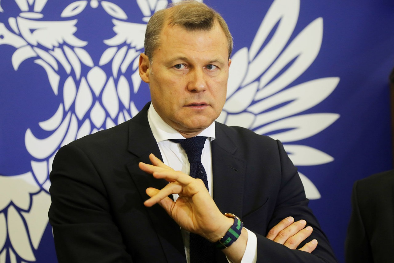 Cуд арестовал счета бывшего гендиректора «Почты России»