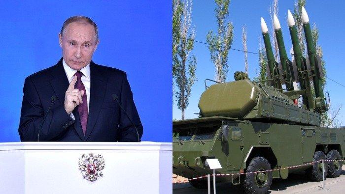 Путин сравнил создание ЗРК «Авангард» с первым пуском спутника в космос