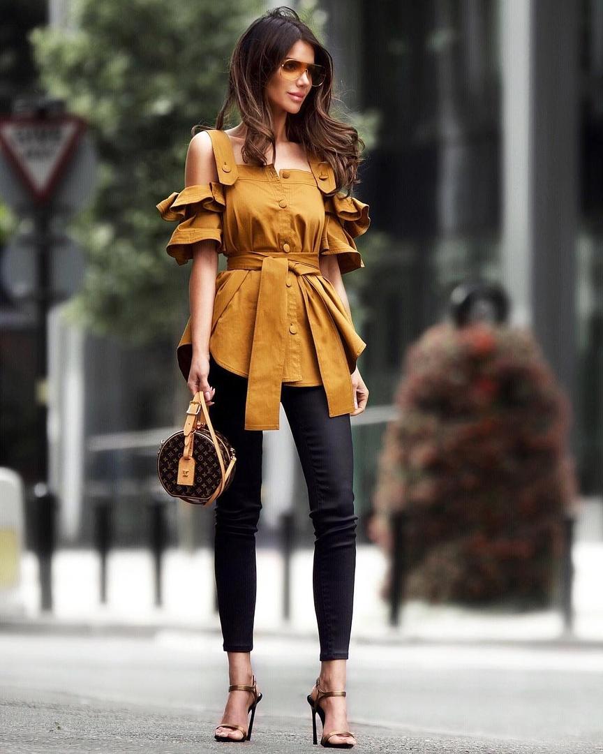10 самых стильных и модных туник осени 2018