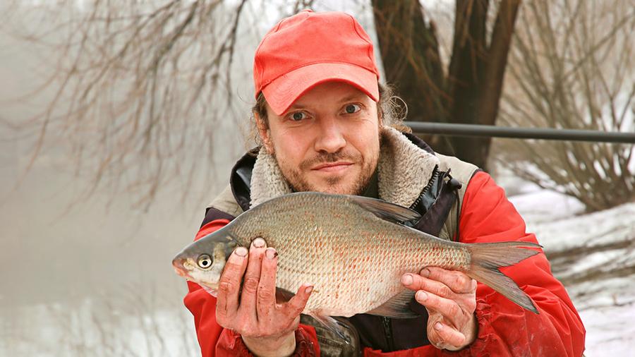 Рыбалка для ловеласов
