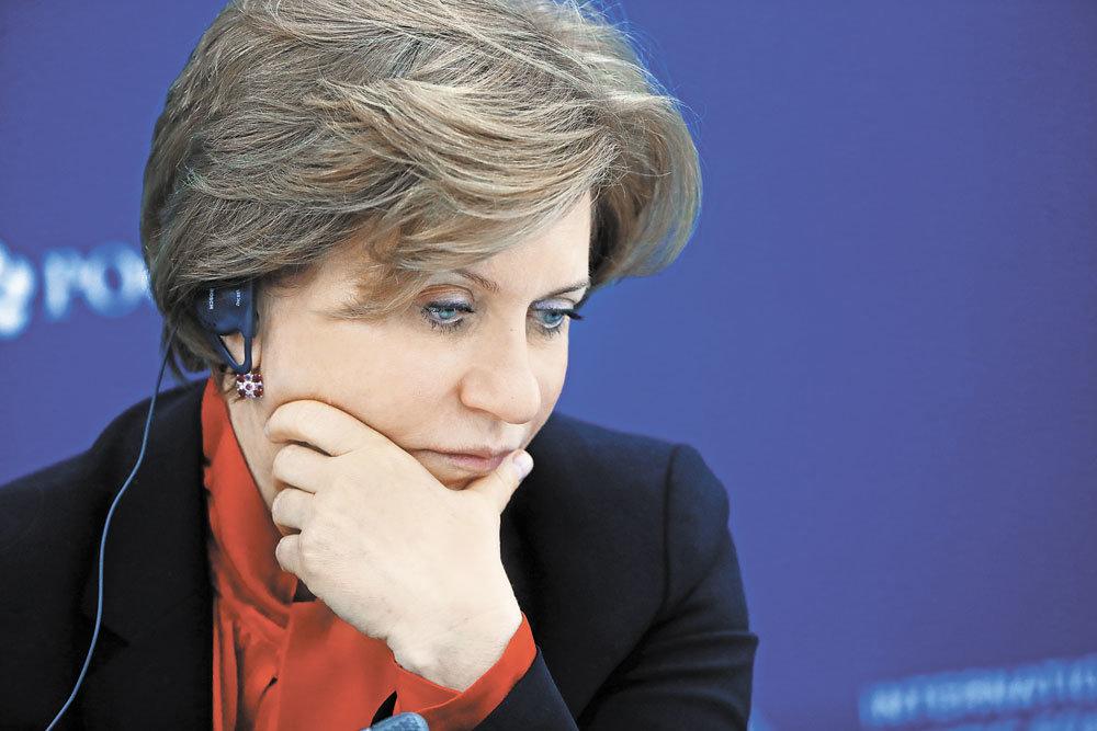 Анна Попова: До потребителя у нас доходит безопасная продукция