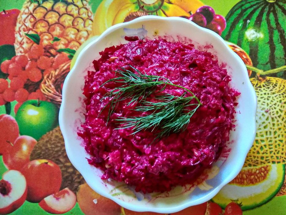 Белорусский еврей - это такой интересный салатик
