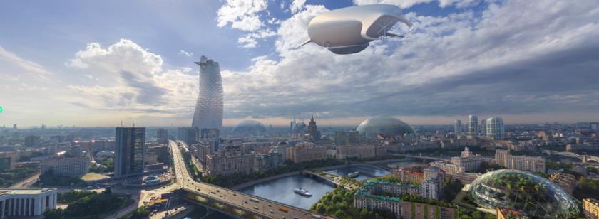 Будущее через 30 лет: прогноз экспертов в фотографиях