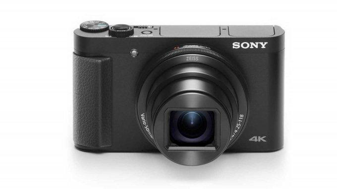 Sony создала самые компактные ультразумы в своём классе (6 фото + видео)