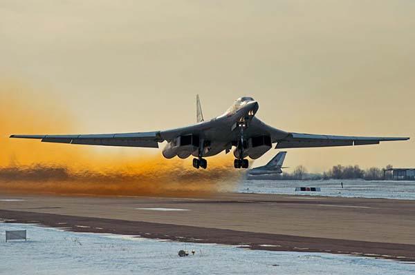 Россия, Ту-160 и почему мы бессмертны