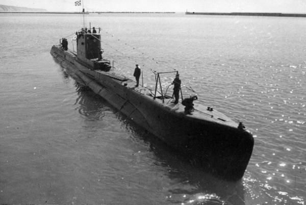 Уберегов Литвы нашли погибшую в41-м советскую подлодку