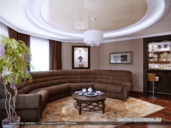 гостиная в коричневых тонах фото (30 фото) - гостиная фото (52000+ фото)