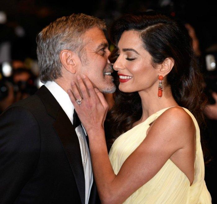 Джордж Клуни и Амаль Аламуддин — Счастье живет там, где есть любовь