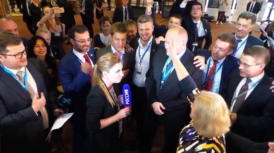 Украинский политик о поведении коллег: Мне стыдно, конченые упыри
