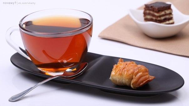 Почему нельзя пить вчерашний чай?