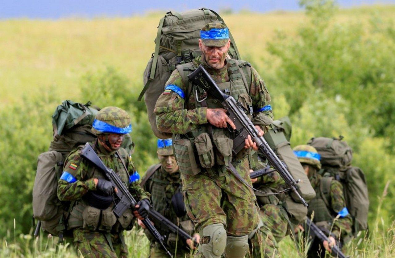 Почему страны Евросоюза возвращается к призывной армии