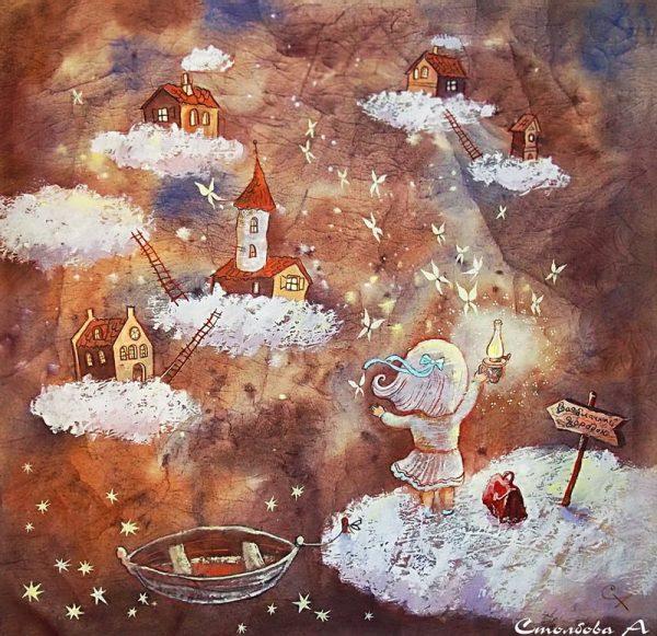 художник Анастасия Столбова картины – 14