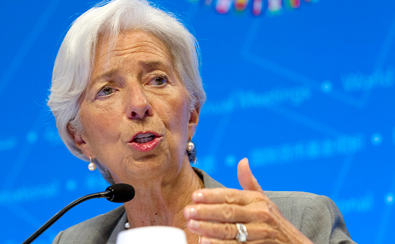 МВФ предложил Киеву: Погибнуть от холода или голода