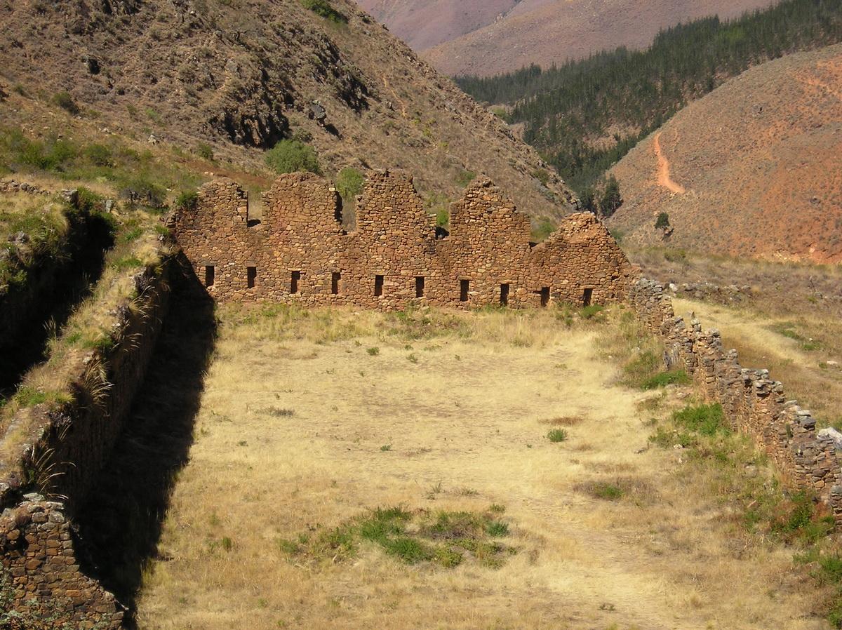 Инкальяхта (Incallajta). 10 малоизвестных строений мира