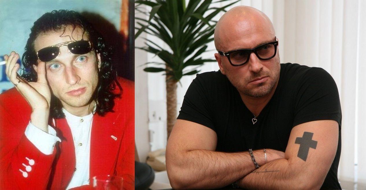 Дмитрий Нагиев (50 лет) люди, телеведущие, телевизор, тогда и сейчас
