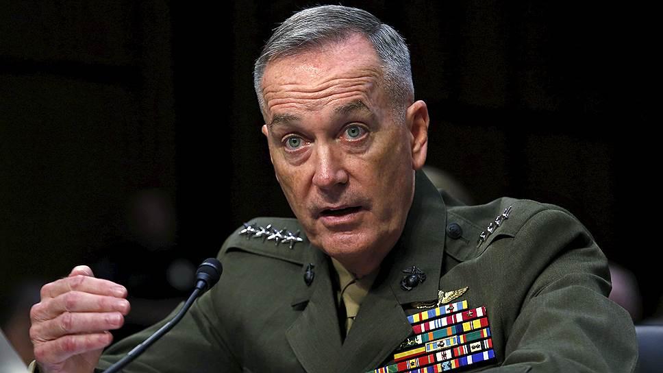 Американский генерал Данфорд: Из-за русских наше военное преимущество стало размытым
