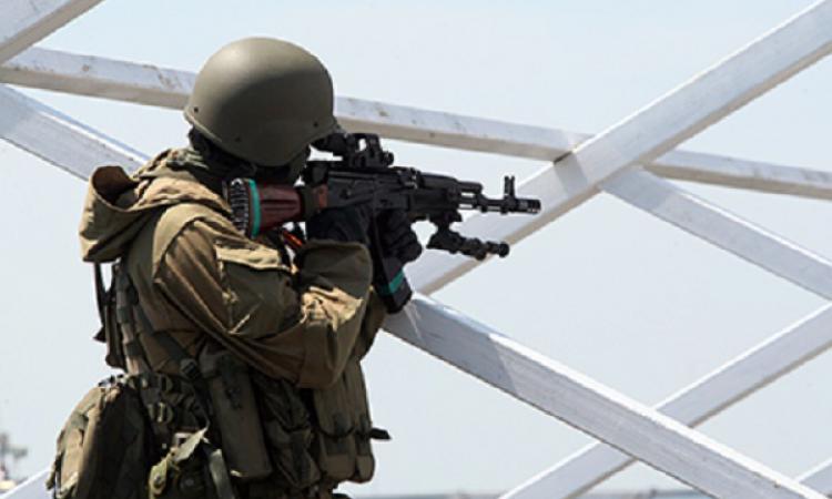 Ополченцы сбили беспилотник ВСУ под Стахановом