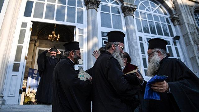 Турецкая православная церковь подала в суд на Константинополь