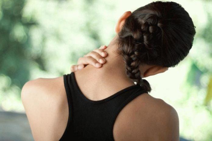 3-минутная простая разминка для шеи и плеч