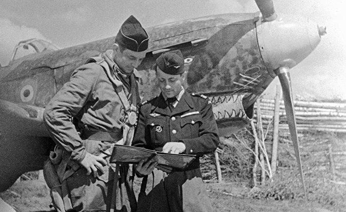 Эпопея полка «Нормандии-Неман»