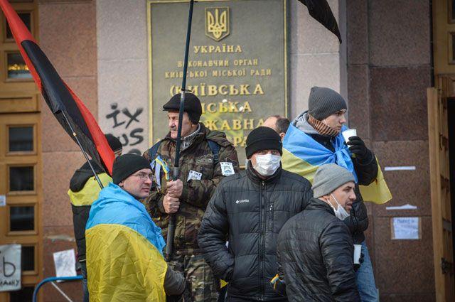«Разочарован в ублюдках». Что думают украинцы о Майдане четыре года спустя