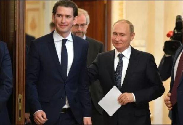 Почему визит Путина в Австрию поставил на уши всю Европу