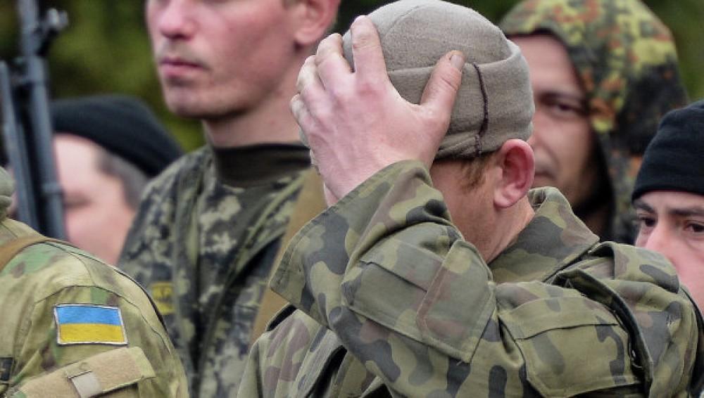 Сотрудник украинского военкомата продал ЛНР список контрактников ВСУ