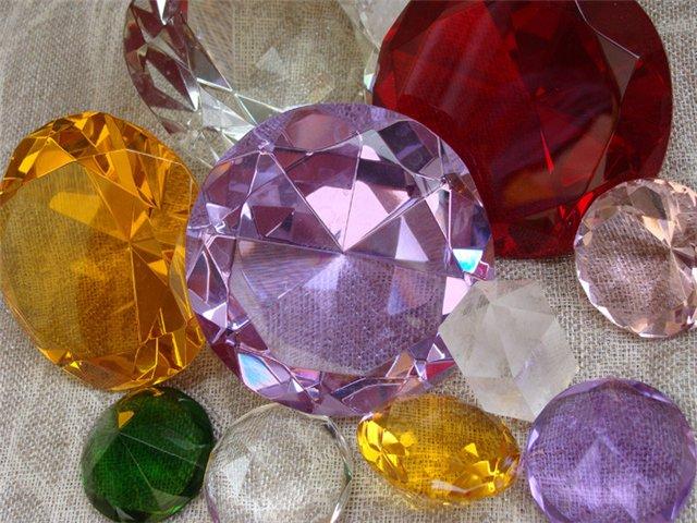 Лечение с помощью кристаллов.