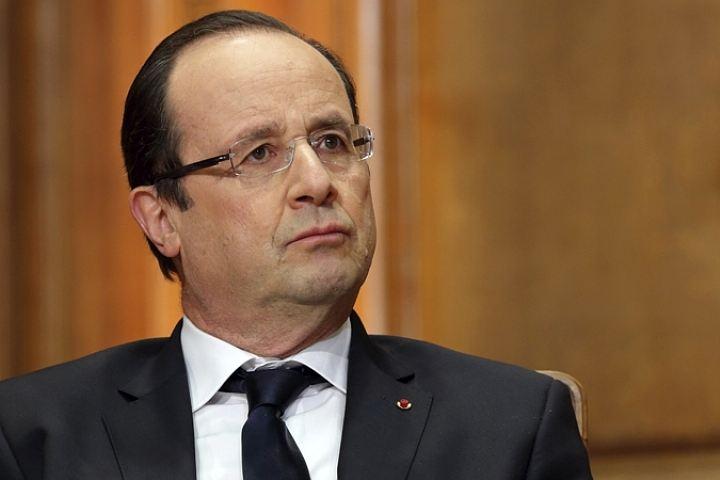 Олланд призвал все стороны конфликта в Донбассе соблюдать перемирие